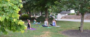 Twisted Sister Yoga Studio, Kernersville, North Carolina Yoga, Harmon Park Yoga, Harmon Park